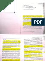 Bruner - Los Formatos de Adquisición Del Lenguaje