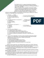 Latihan Soal Bahasa Inggris 2 (UN)