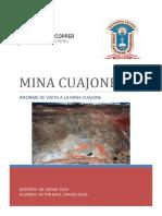 Mina Cuajone