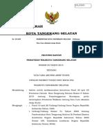 53 Perwal Tata Cara Akuisisi Arsip Statis (Kantor Arsip Daerah Umi Rahmi)