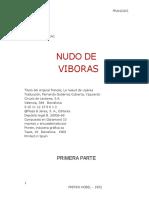 Mauriac Francois Nudo de Viboras