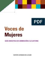LIBRO- Guía Voces de Mujeres