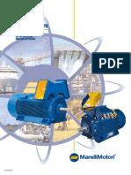 Motori Industriali Serie ASC Da 160 a 315mm