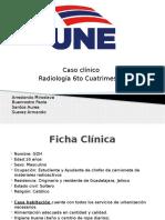 Caso Clinico Radio