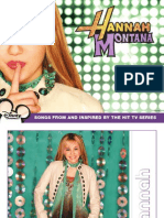 Digital Booklet - Hannah Montana