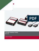 VN1600 Interface Family Manual En