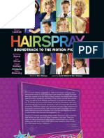 Digital Booklet - Hairspray