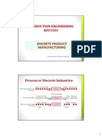 Discrete Product Manufacturing