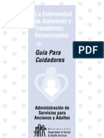 Alzheimer Guia Cuidadores