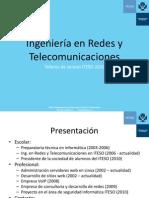 Fundamentos de Redes (Diapositivas) - Humberto Barba