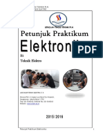 Modul Elektronika s1 2015 2016