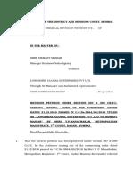 Hemant Maniar vs longshine global enterprise.docx