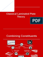 Classical Plate Theory