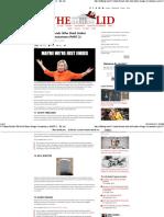 47 Clinton Friends Who Died Under Strange Circumstances (PART 2) - The Lid