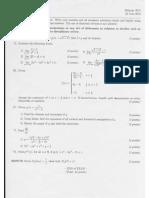Midyear '16 (1st LE) Math 100