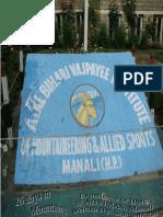 Basic Mountaineering Course in Himalaya