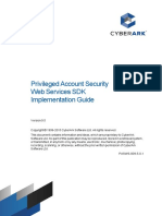 Privileged Account Security Web Services SDK Implementation Guide