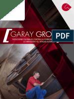 Catalogo Garay Group Español