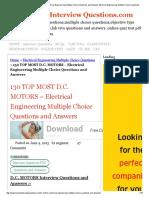130 TOP MOST D.C motors.pdf