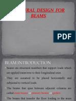 Ch-7 Flexural Design for Beams