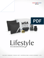 Lifestyle Accessories Brochure