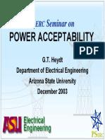 Heydt Seminar Announcement Dec 2 03