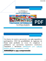 5 Tratados Internacionais Prof. Marioly