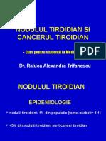 Curs nodul tiroidian si K tir.ppt