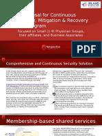 Netspective IEHIE Continuous Compliance Mitigation Program - V2.0