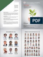 Annual Report 2016 Bangalore