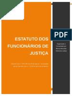 Estatuto Funcionarios Judiciais Legisacao Complementar Versão Trabalho