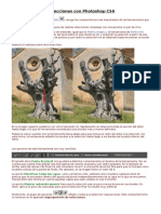Extraer Objetos Con Photoshop CS6
