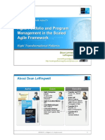 Agile Portfolio Management Rally Keynote Pptx