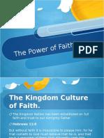 Power of Faith