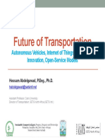 SETS Dr. Hossam Future of Transportation Final