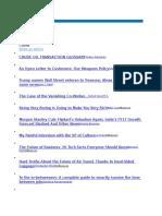Crude Oil Transaction Glossary