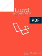 Laravel Tutorial indonesia