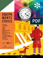 Activitats Equipaments Cívics Febrer-Juny 2017