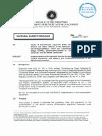 NBC-No.568 National Budget Circular 2017