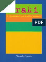 Araki - A Disappearing Language of Vanuatu (Alexandre François).pdf
