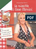 Antonella Clerici - Le Ricette Di Casa Clerici