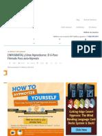 Cómo Hipnotizarse_ El 6-Paso Fórmula Para Auto-hipnosis [INFOGRAFÍA]