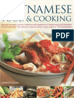 Vietnamese Food and Cooking - Cook Book