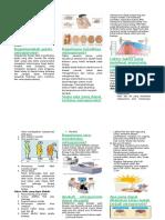 Pamflet Osteoporosis Nixon