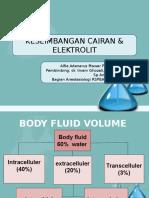 Keseimbangancairan Dan Elektrolit