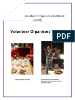 Catherine Artmell Volunteer Managers Toolkit