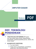 Komputer Dasar Power Point