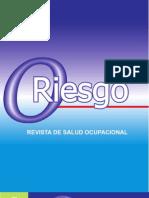 Revista Cero Riesgo Junio 26 de 2010