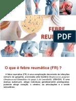 Febre Reumática - Microbiologia