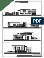 017 Plantas Arquitectonicas - Fachadas